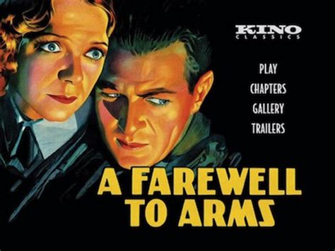 Farewell to arms book synopsis